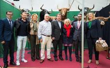 Inaugurada la XXVIII Feria del Toro de Olivenza