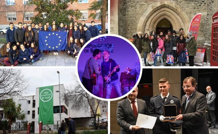 Coctelera | Días de conciertos, héroes y colegios internacionales