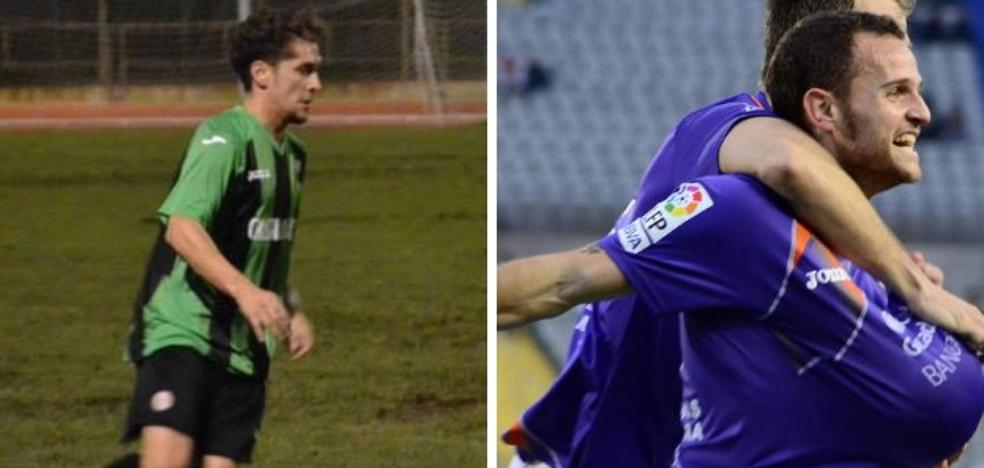Dos futbolistas en el punto de mira