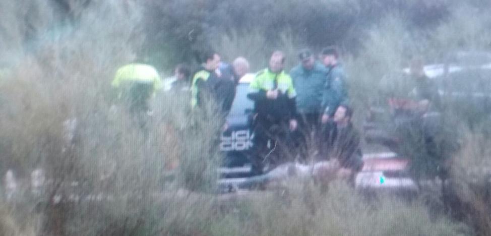 Detienen al preso fugado en Cáceres tras herirlo gravemente de un disparo
