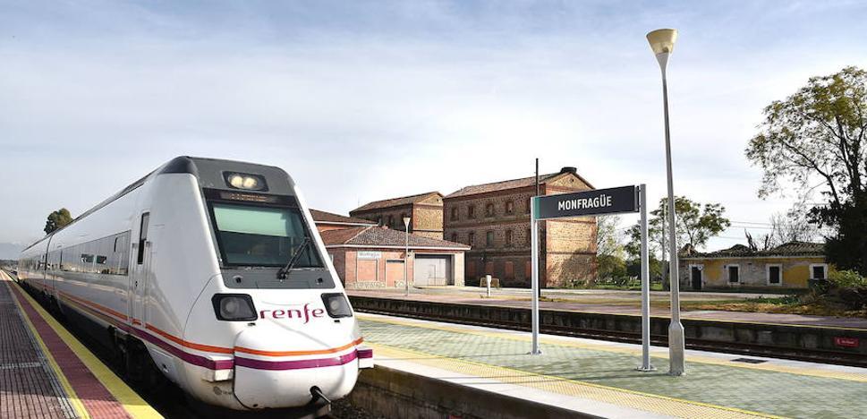 Adif saca de nuevo a concurso la mejora de accesos del tren rápido a Plasencia