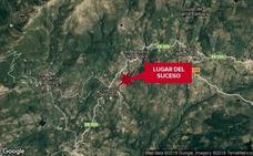 Una mujer de 29 años sufre traumatismos en una salida de vía en Aldeanueva de la Vera