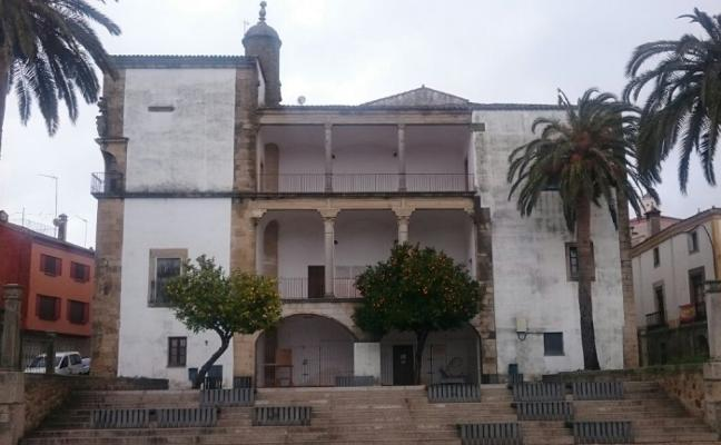El palacio Juan Pizarro de Aragón de Trujillo necesita una reforma integral