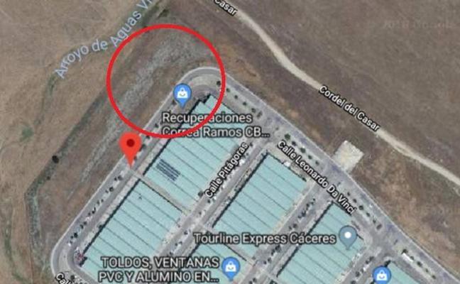 A subasta una parcela municipal de Mejostilla que puede acoger industrias o un centro comercial