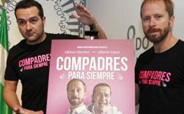 'Compadres para siempre' en el Palacio de Congresos