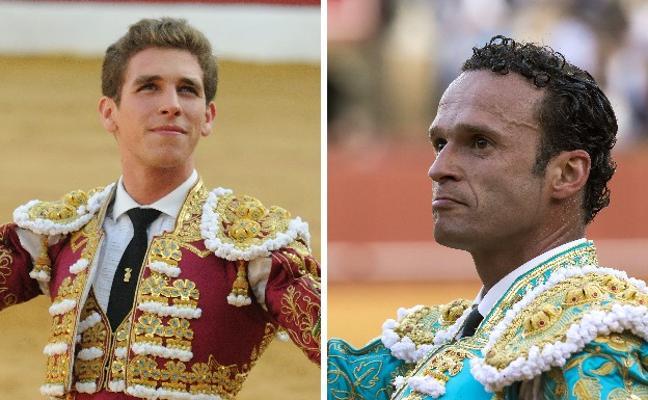 Ginés Marín y Antonio Ferrera sustituyen a 'El Juli' en la feria de Olivenza