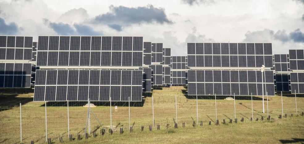 Extremadura tramita 119 peticiones para instalar plantas fotovoltaicas