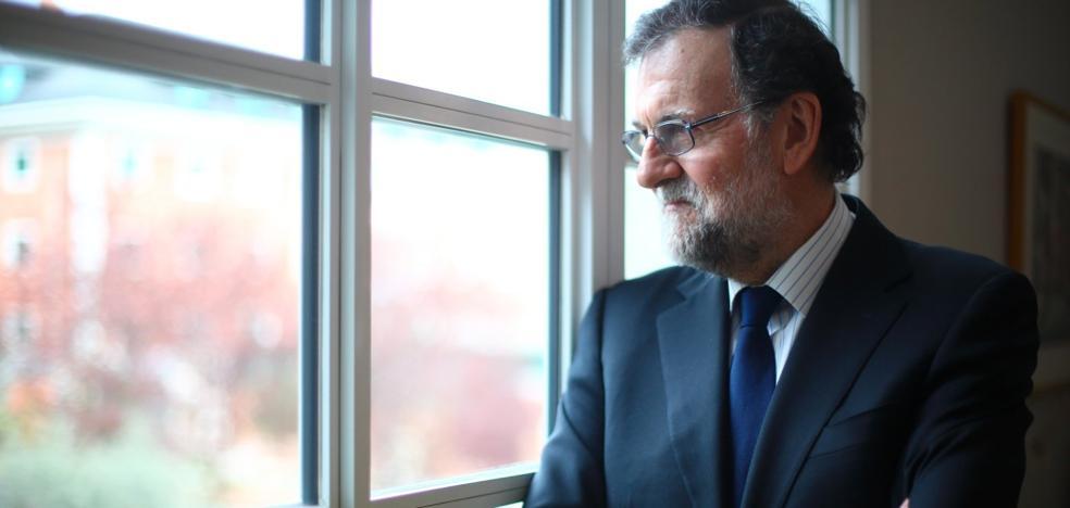 Rajoy: «La reivindicación de Extremadura sobre el tren es justa»