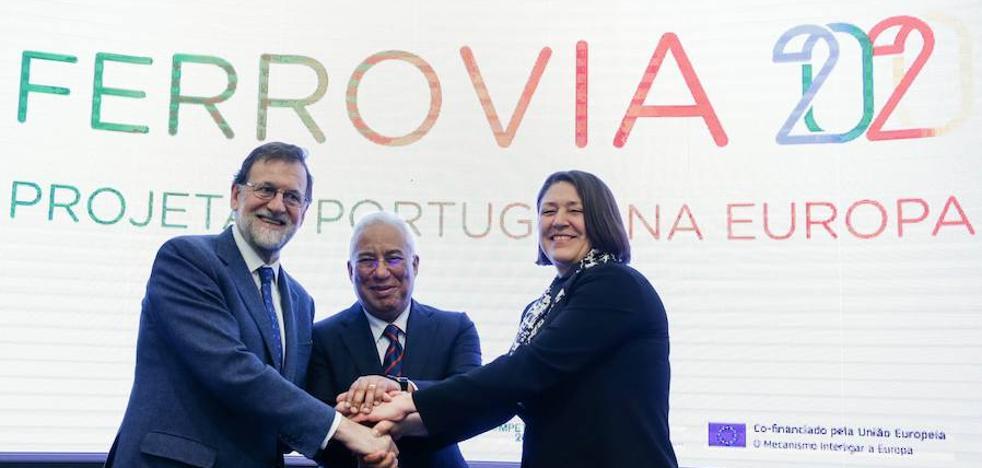 España y Portugal instan a la UE a mantener la apuesta por el Corredor Atlántico