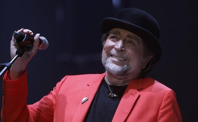 A la venta las últimas 500 entradas para el concierto de Joaquín Sabina en Don Benito