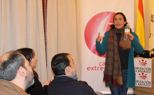Clausura del Foro Audiovisual en Zafra