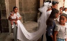 Doce millones de niñas contraen matrimonio cada año en el mundo