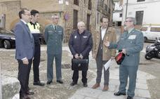 El policía nacional abatió al preso fugado en Cáceres a seis metros de distancia