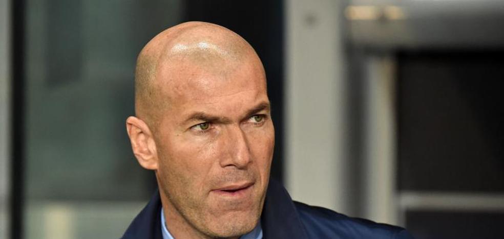 Zidane: «Esto es de todos; así podemos conseguir algo»