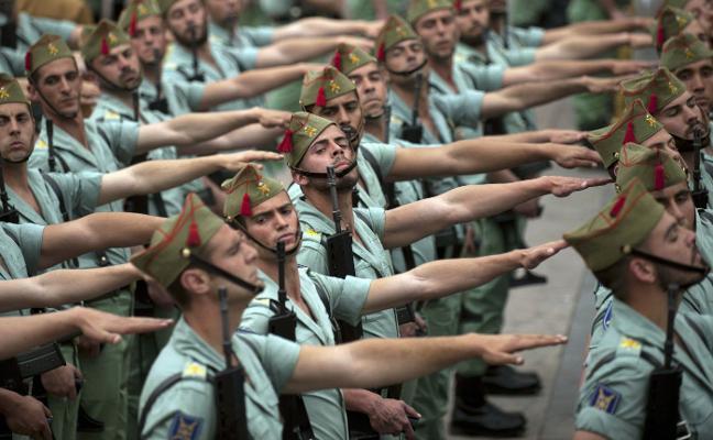 La Legión Española recibirá la medalla de Trujillo, previa aprobación en el Pleno
