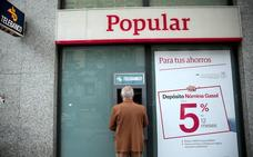 La Audiencia paraliza recursos del Popular hasta la decisión de Europa