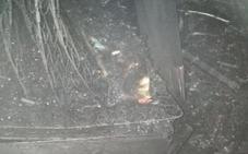 Un incendio daña la segunda planta de una vivienda en Llerena