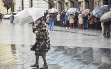Extremadura volverá a estar en alerta amarilla por lluvia y viento este viernes