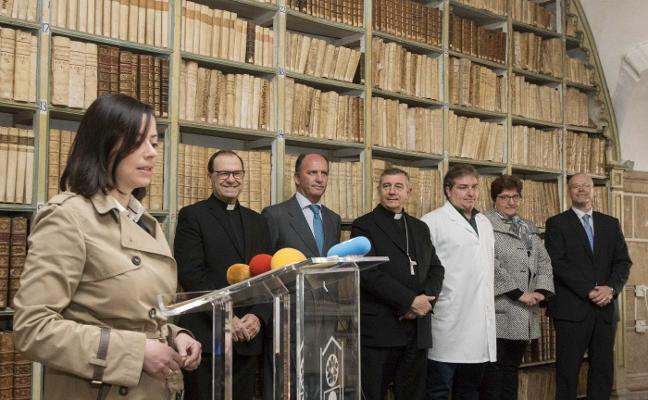 El Obispado empieza a catalogar la Biblioteca de los Jesuitas