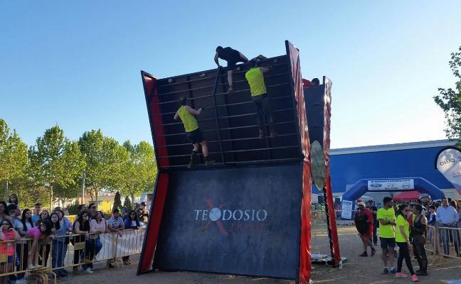 Exigen 208 euros por daños en obstáculos de la Teodosio Xtreme