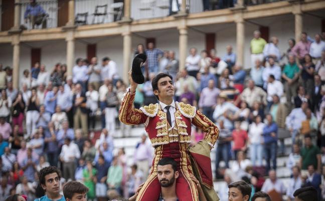 El empresario taurino Joaquín Domínguez se postula para organizar la feria de mayo de Cáceres
