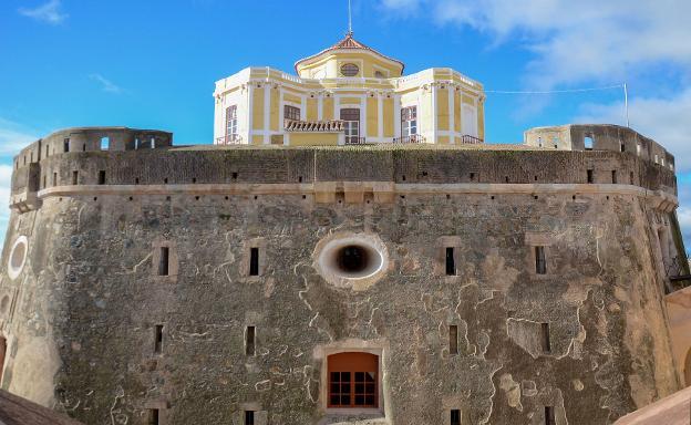 Fuerte de Nuestra Señora de Gracia en Elvas. :: HOY/