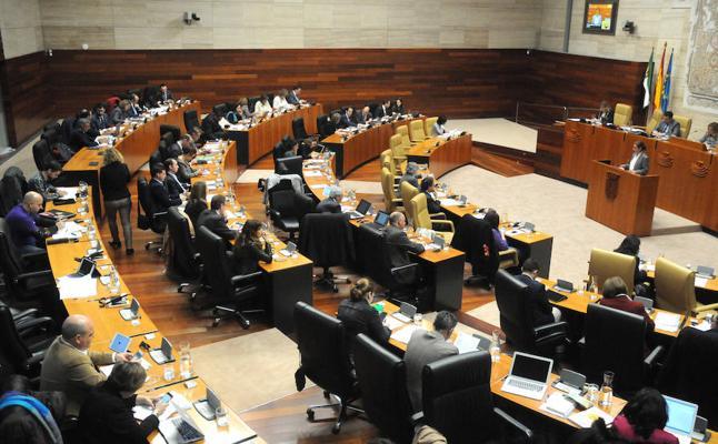 El pleno abordará las medidas emprendidas por la Junta contra la exclusión financiera en las zonas rurales
