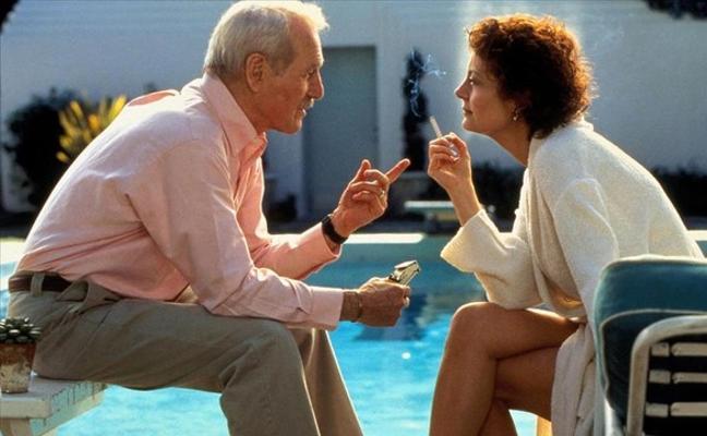 Susan Sarandon revela que Paul Newman renunció a parte del sueldo para que ella cobrara lo mismo