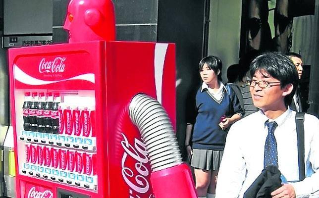 Coca-Cola se gradúa en Japón