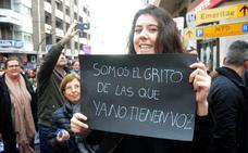 Una huelga distinta, feminista y feliz