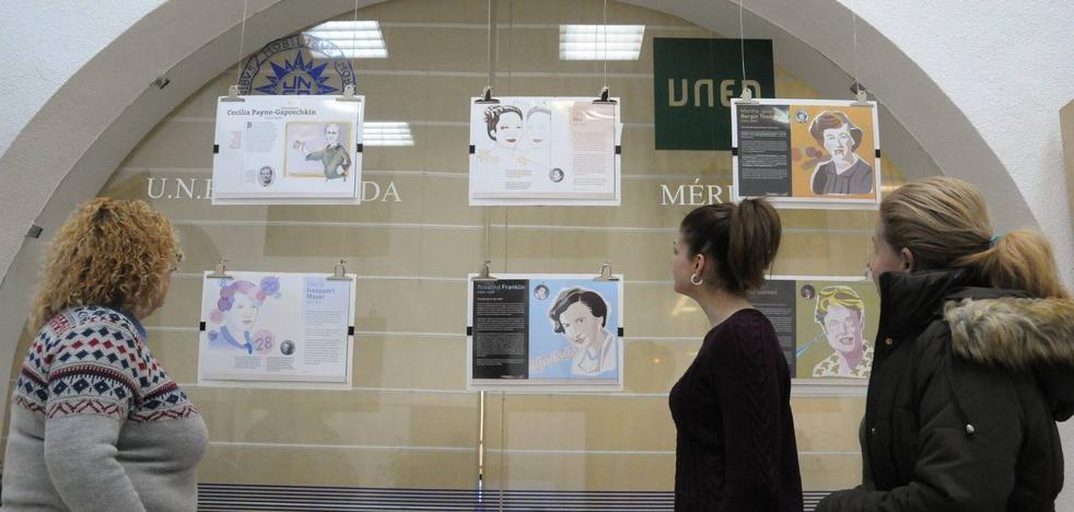 Mérida rinde tributo a las grandes mujeres científicas