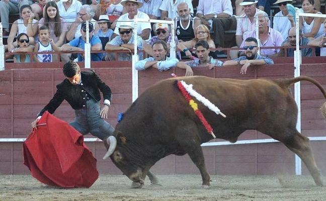 «Si matas al toro te pego dos tiros»