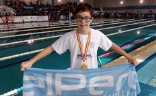 Guillermo Gracia logra dos oros y dos récords