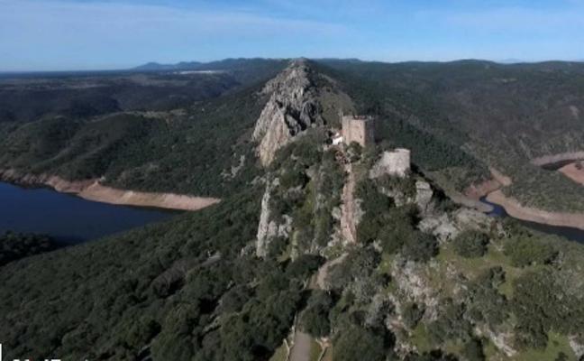 La 2 recorre este sábado el Parque Nacional de Monfragüe