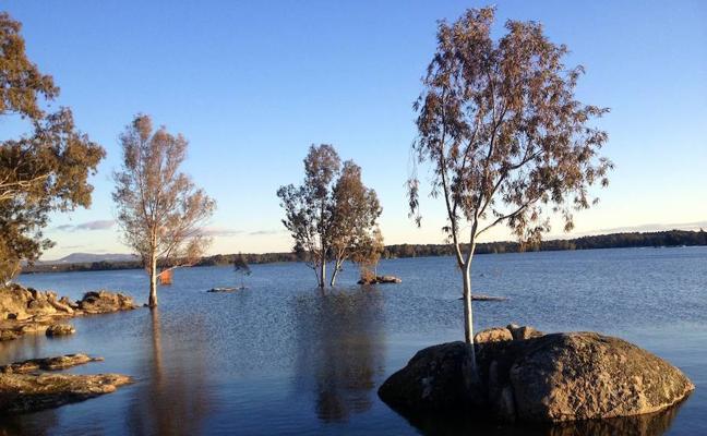 Cáceres solicita a la Junta declarar parque periurbano el pantano de Valdesalor
