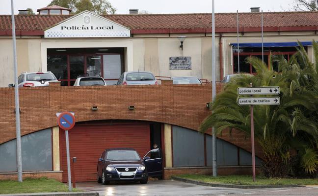 El arma robada al jefe de la Policía Local de Cáceres sigue sin aparecer
