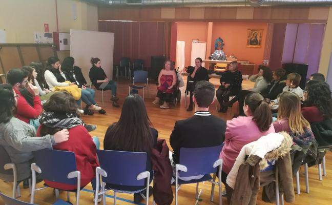 Un proyecto cacereño que ayuda a las personas con discapacidad
