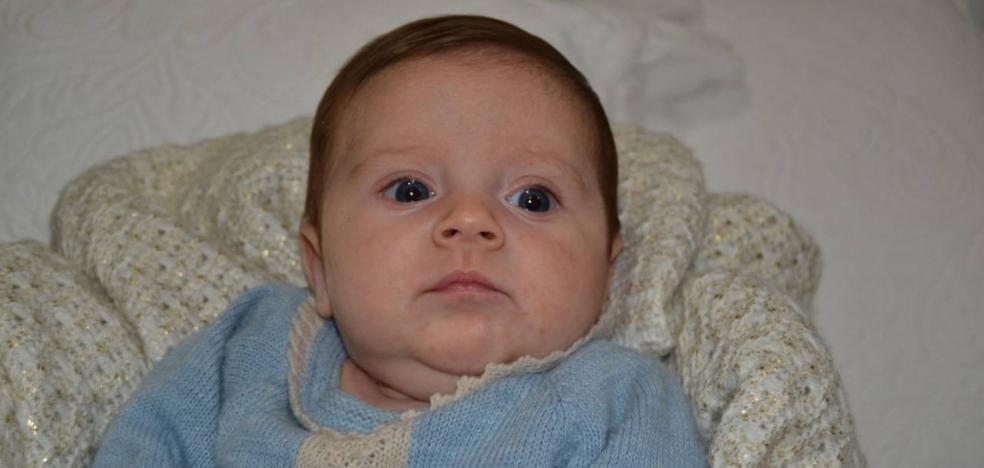 Los bebés de Guareña vienen con cien euros bajo el brazo