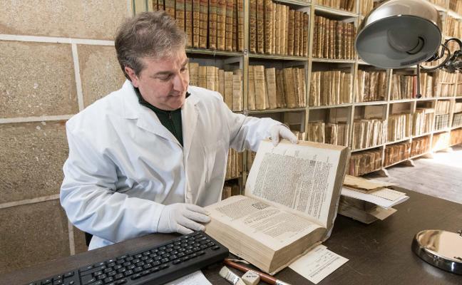 La Biblioteca Jesuítica de Plasencia revela sus secretos