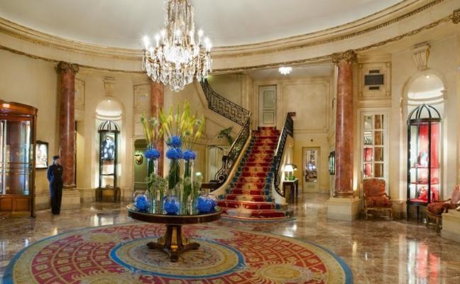 El Ritz parisino vacía su desván