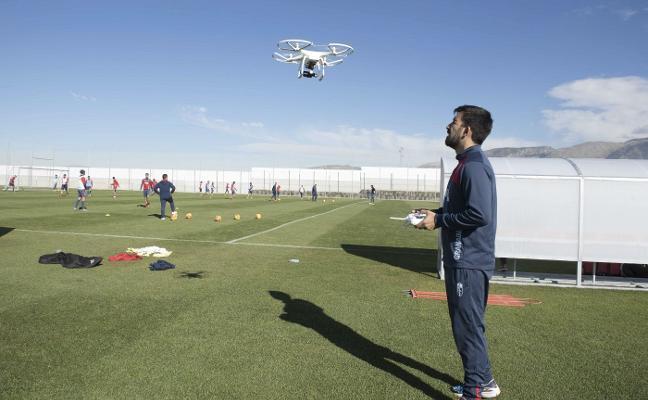 El cielo extremeño abre sitio a los drones