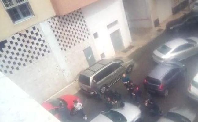 Testigos de la detención: «Algunos agentes se han abrazado llorando»