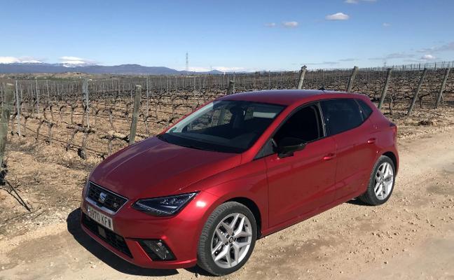 Seat Ibiza TGI, híbrido de gas natural y gasolina, un 50% más económico