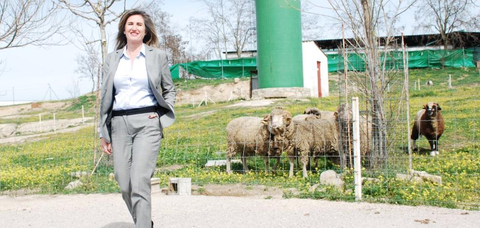 Eugenia Benaín: Renovadora de la ganadería extremeña