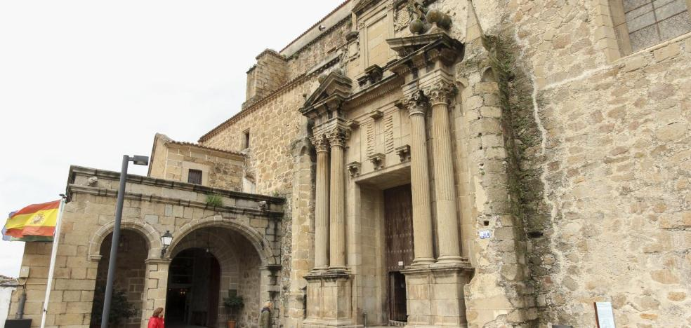 La conservación de los cernícalos, única inversión prevista en Santo Domingo