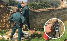 La Guardia Civil retoma la búsqueda de Francisca Cadenas en los pozos de Hornachos