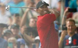 Casey se corona en el Valspar Championship, Woods comparte el segundo lugar