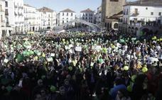 La Plataforma contra la mina convoca una manifestación para el 15 de abril