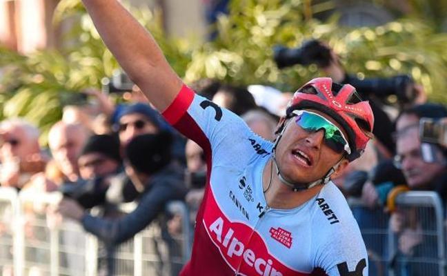 Kittel se impone a Sagan en la sexta etapa