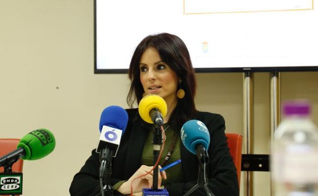 La poeta Elvira Sastre abrirá el jueves los 'Diálogos con Pilar Galán' en La Inmaculada